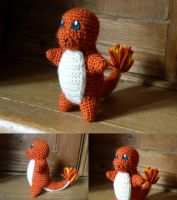 Charmander by pollylobster