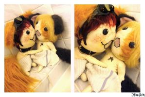 tofee and honey -2- by Misandrie
