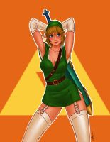 Link! by Perronegro300