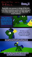 King of The Hill Part 1A by DrLonePony