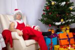 Riku - Santas Substitution by Zack-Fair-7