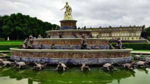 Latona Fountain by theWitchofGrich