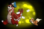 TPP: A postman's job is never done by Artich0ker