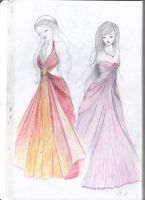 Passionate Dresses by Ne2a22