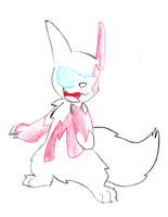 Commision Zangoose by GexomanTV