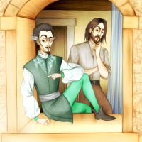 Game of Thrones - Eddard V. by Hed-ush