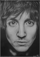 Oliver Sykes by artemisjoyce