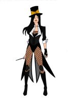 Zatanna Redesign! by Comicbookguy54321
