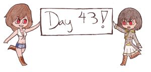 80 Days Around The World - Day 43 by 2pNyoAmerica