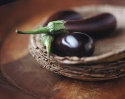 who said Aubergine is boring by PriorPhotography