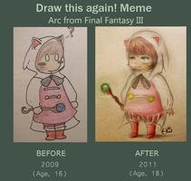 """Draw this again"" Meme by Tanaie"