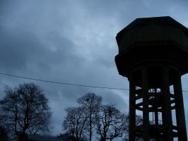 water tower by NobodyIsheard