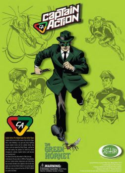 CA Green Hornet back pkg low by Earth2Chris