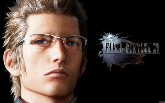 Ignis - Final Fantasy XV by UxianXIII