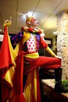 Kefka Palazzo Cosplay by The-Wizard-WhoDid-it