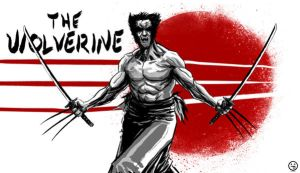 The Wolverine by AndrewKwan