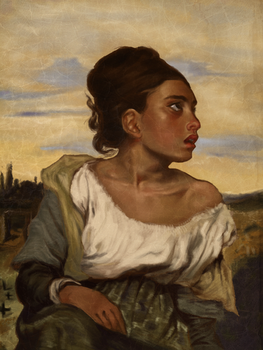 Master Study-DELACROIX by ChiCaGos
