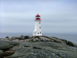 Peggy's Cove, Nova Scotia by punkybj