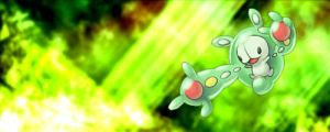 Reuniclus Banner #2 by Benthos1