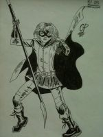 HIT-GIRL by GP-MANALO