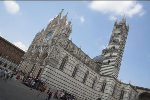 Siena cathedral by enframed