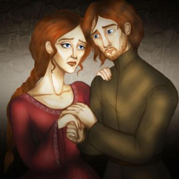 Game of Thrones - Catelyn VIII. by Hed-ush
