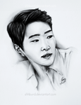 Onew by Shhburd