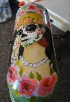 Day of the dead mixer by someofmywork