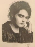 Gerard Way by smusachia41