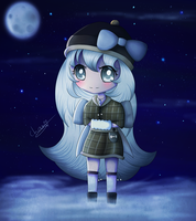 Contest entry - Winter Lolita (2) by CandiiLovex33