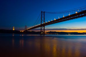 25 April Bridge II by goucha