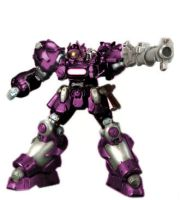 Armored Core - Shockwave by leangreen76