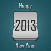 Happy new year!!! 2013 Countdown by Szesze15