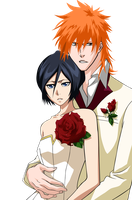IchiRuki elegance 2 by Narusailor