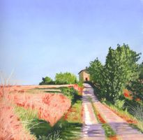 house at the end of the road by classina