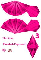 The Sims Pink Plumbob by killero94