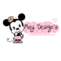 Hermoso logito! Pink! by DesignsMay