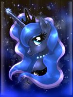 MLP FIM - Princess Luna 13 Livestream by Joakaha
