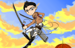 Attack on Titan - Mark by AnimeTimelord