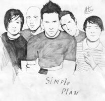 Simple Plan by trifalien