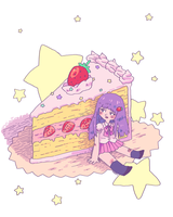 cake is the only thing that matters by Feebler