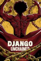 DJANGO Unchained Poster by DazTibbles