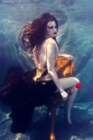 No Love Lost - Underwater Series I by BethMitchell