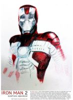 Iron Man 2 WIP by karthik82