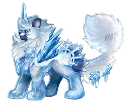 Jack Frosted Rare!Event DandyLyon Auction [OPEN] by AdorkableMarina