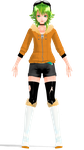 MMD - Life Reset Button GUMI - COMPLETE (B-dayDL!) by Rayne-Ray