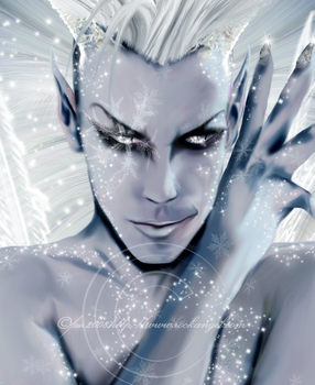 Jack Frost Detail by SpiritOnParole