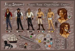 Alex Reference Sheet by Sheppard56