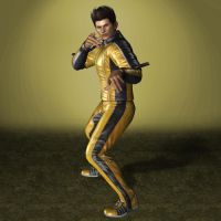 Dead Or Alive 5 Jann Lee 5 by ArmachamCorp