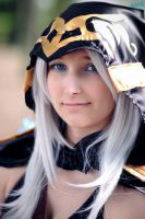 Ashe - League of Legends (Cosplay) by RelyFox